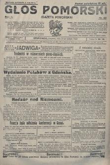Głos Pomorski. 1922, nr50
