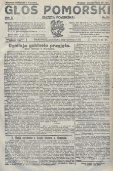 Głos Pomorski. 1922, nr59