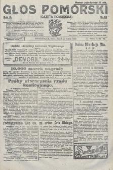 Głos Pomorski. 1922, nr60