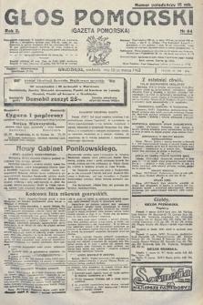 Głos Pomorski. 1922, nr64