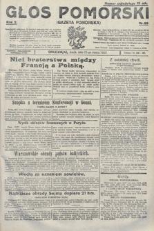 Głos Pomorski. 1922, nr66
