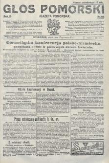 Głos Pomorski. 1922, nr68