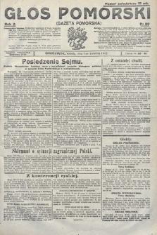 Głos Pomorski. 1922, nr80