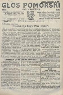 Głos Pomorski. 1922, nr90