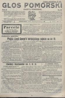 Głos Pomorski. 1922, nr91