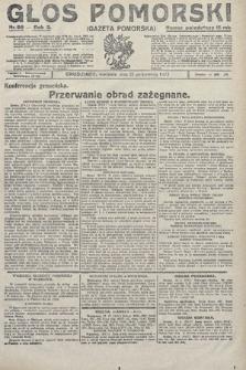 Głos Pomorski. 1922, nr98