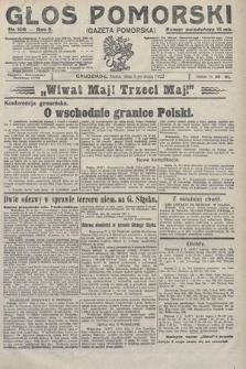 Głos Pomorski. 1922, nr106