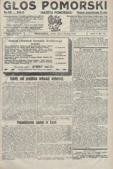 Głos Pomorski. 1922, nr110