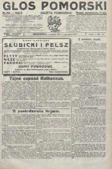 Głos Pomorski. 1922, nr112