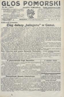 Głos Pomorski. 1922, nr116