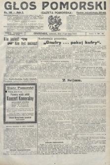 Głos Pomorski. 1922, nr118