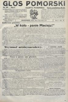 Głos Pomorski. 1922, nr119