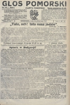 Głos Pomorski. 1922, nr123