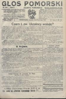 Głos Pomorski. 1922, nr124