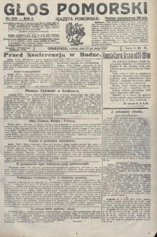 Głos Pomorski. 1922, nr125