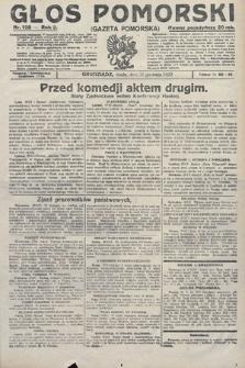 Głos Pomorski. 1922, nr128