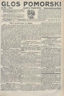 Głos Pomorski. 1922, nr148