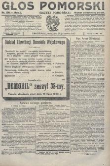 Głos Pomorski. 1922, nr150