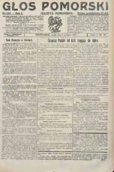 Głos Pomorski. 1922, nr155