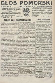 Głos Pomorski. 1922, nr167