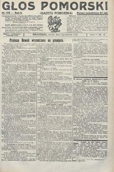 Głos Pomorski. 1922, nr178