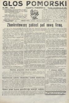 Głos Pomorski. 1922, nr180