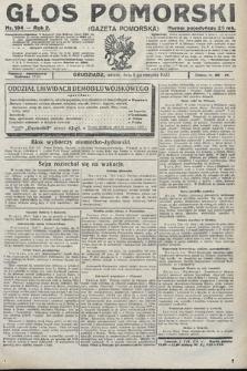 Głos Pomorski. 1922, nr184