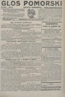 Głos Pomorski. 1922, nr185
