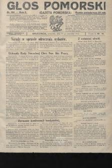 Głos Pomorski. 1922, nr191