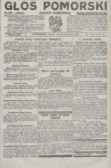Głos Pomorski. 1922, nr197