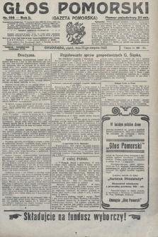 Głos Pomorski. 1922, nr198