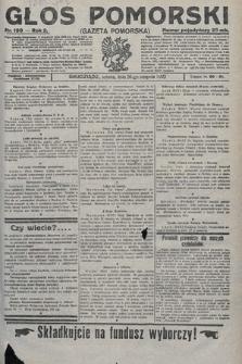 Głos Pomorski. 1922, nr199