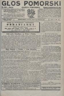 Głos Pomorski. 1922, nr200