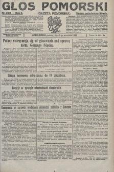 Głos Pomorski. 1922, nr205
