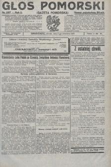 Głos Pomorski. 1922, nr207