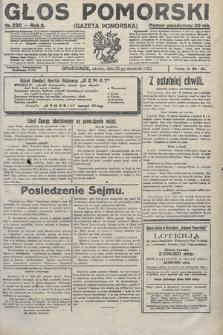 Głos Pomorski. 1922, nr225