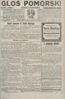 Głos Pomorski. 1922, nr230