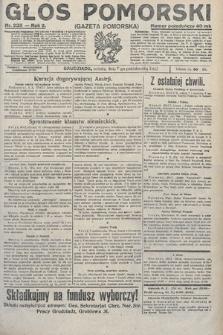 Głos Pomorski. 1922, nr235