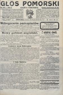 Głos Pomorski. 1922, nr251