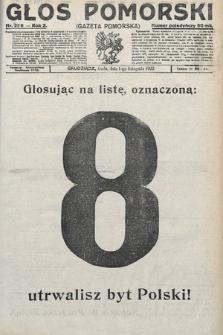 Głos Pomorski. 1922, nr256