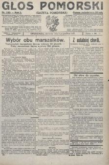 Głos Pomorski. 1922, nr283