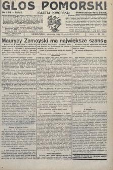 Głos Pomorski. 1922, nr288