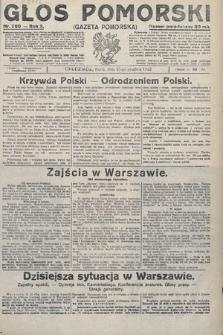 Głos Pomorski. 1922, nr290