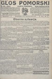 Głos Pomorski. 1922, nr292