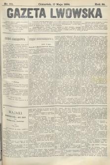Gazeta Lwowska. 1894, nr 111