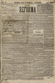 Nowa Reforma. 1886, nr2