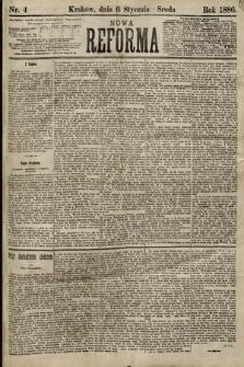 Nowa Reforma. 1886, nr4