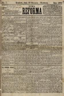 Nowa Reforma. 1886, nr7