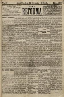 Nowa Reforma. 1886, nr8