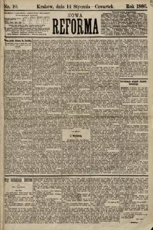 Nowa Reforma. 1886, nr10